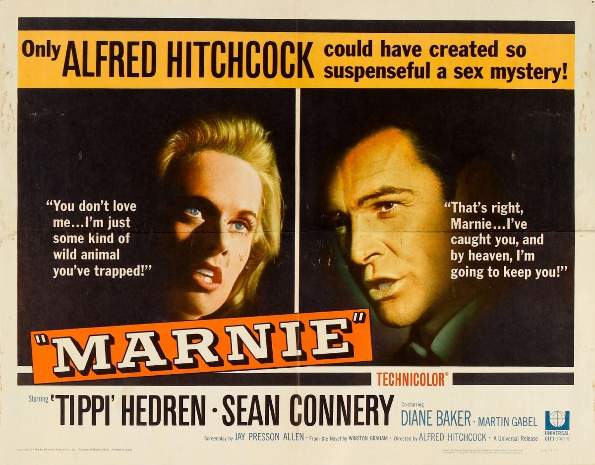 Hitchcock Marnie