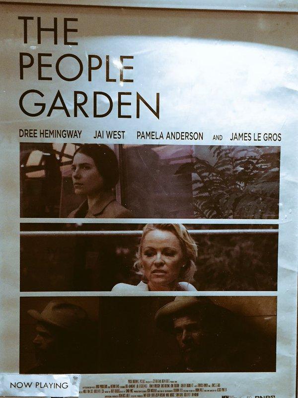 Movie review the people garden starring dree hemingway - Pamela anderson the people garden ...