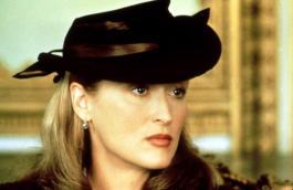 PLENTY, Meryl Streep, 1985