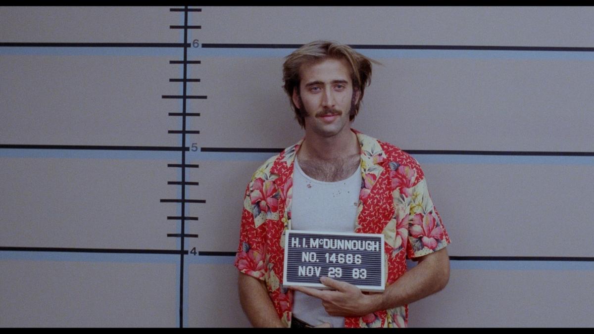 Film Review: RAISING ARIZONA, 1987   Festival Reviews Raising Arizona