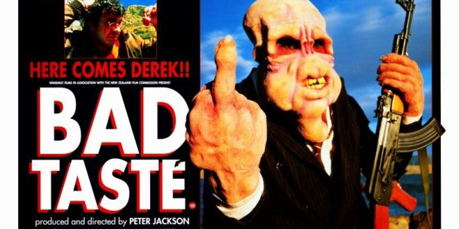 Image result for bad taste 1987