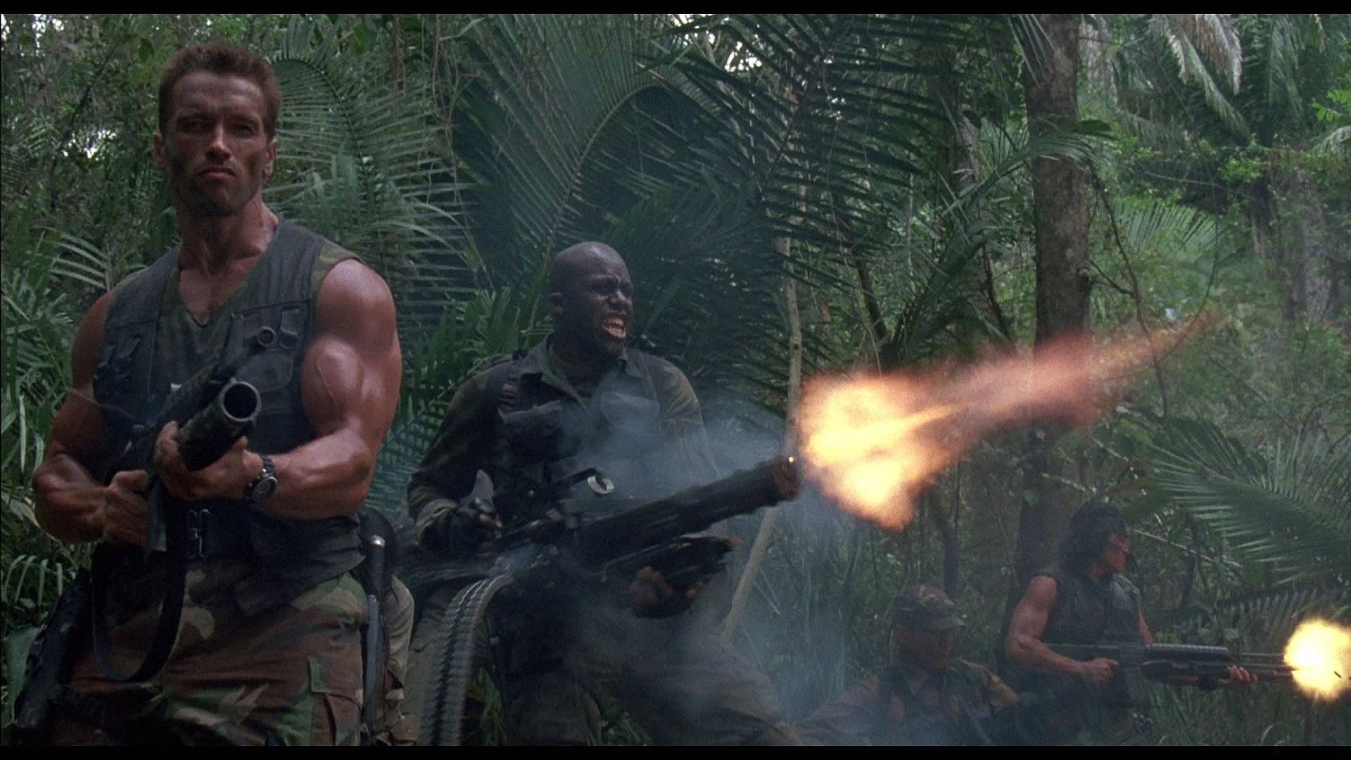 1987 Movie Review Predator 1987 Festival Reviews