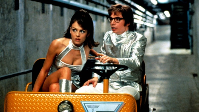 AUSTIN POWERS The International Man of Mystery