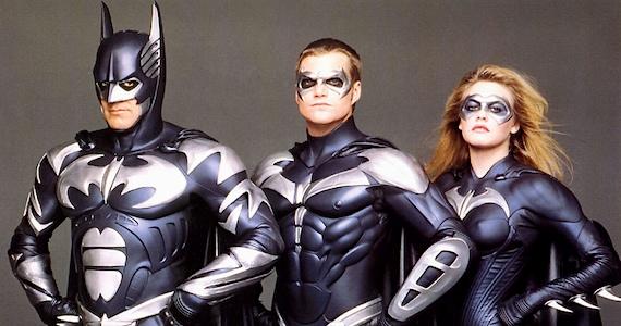 BATMAN AND ROBIN, 1997