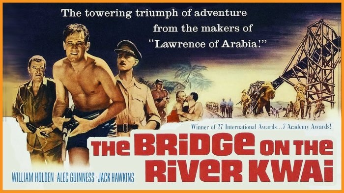 bridget on the river kwai