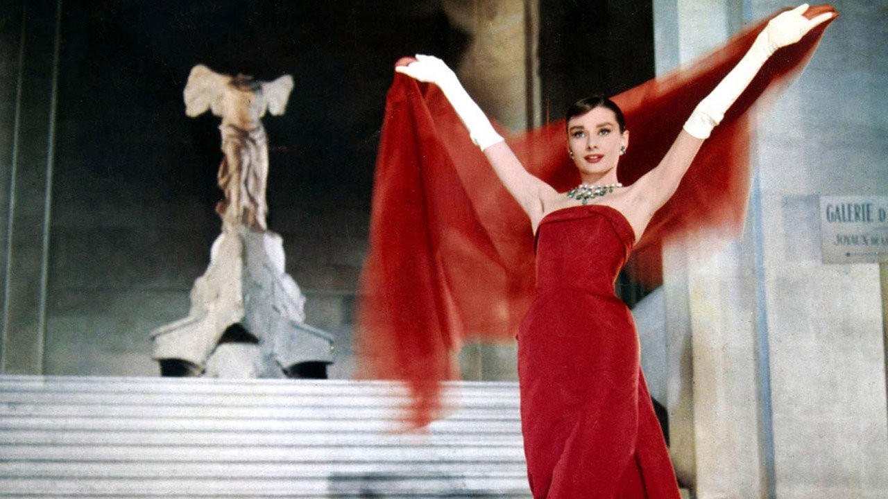 Funny Face (1957) Comedy, Musical, Romance
