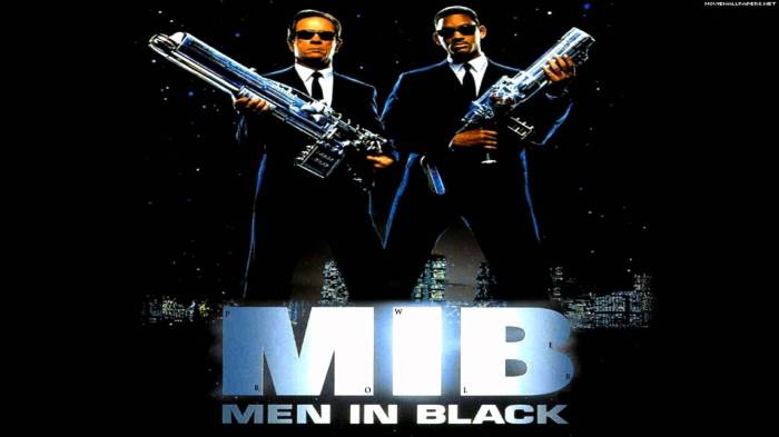 MEN IN BLACK, 1997